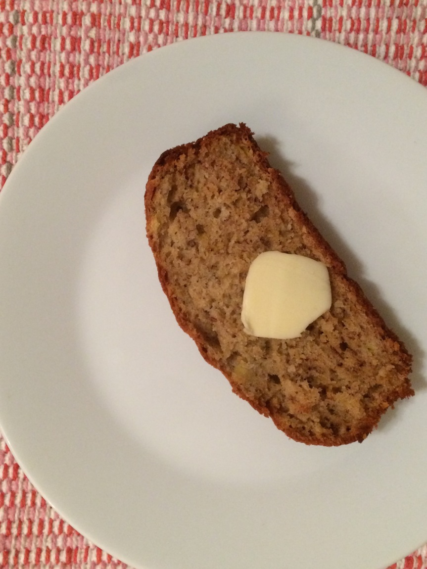 Best Banana Loaf