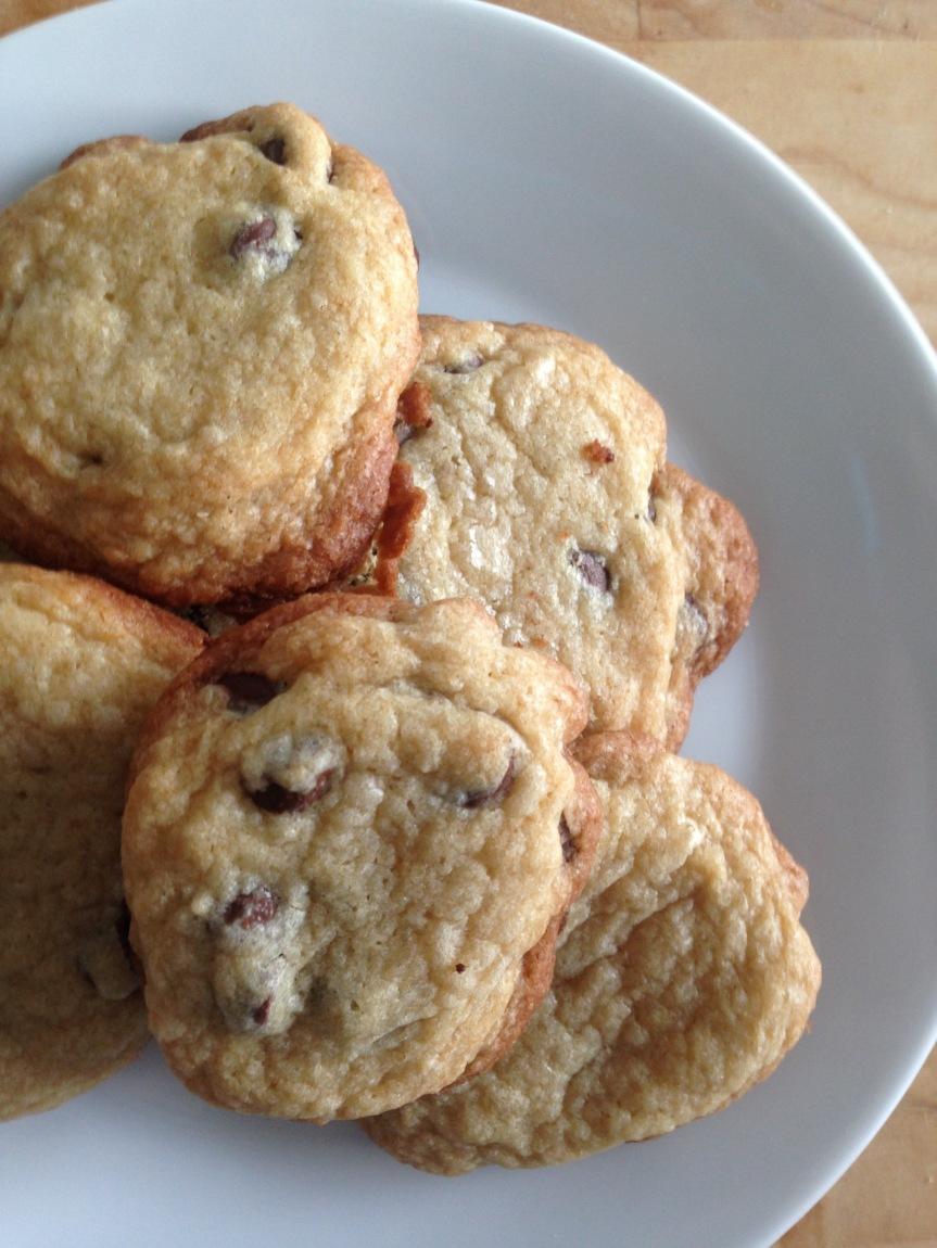 Chocolate Chip Cookies: Classic and OreoCrush